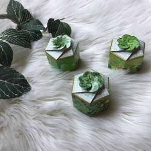 Seed Gems Paper Planters: Basil, Thyme, Oregano